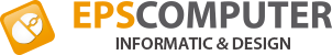 EPS computer Logo